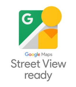 Google Street View Badge